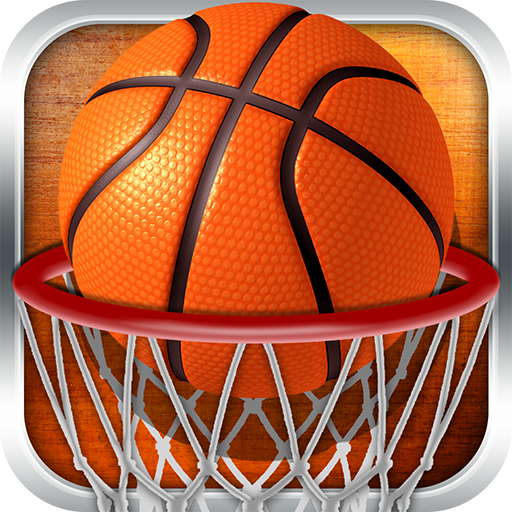 體育競技App|Basketball Toss - Slam Dunk LOGO-3C達人阿輝的APP