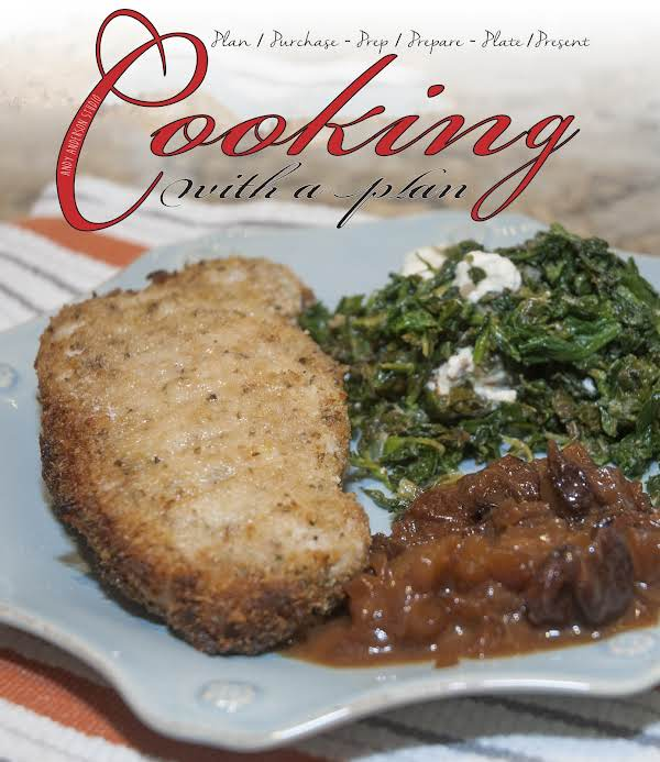 Pork Essentials: Breaded Italian Boneless Chops Recipe