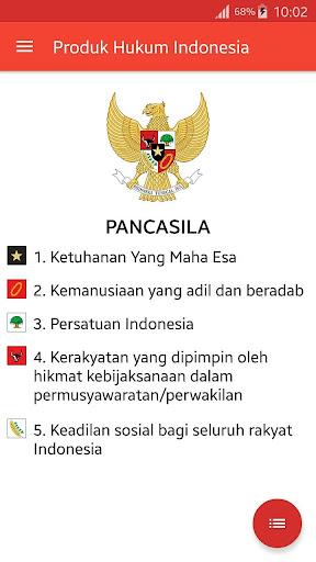 Produk Hukum Indonesia