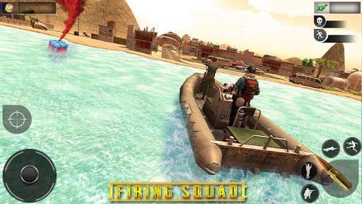 Critical Battleground Survival: Hot Firing Squad  captures d'écran 2