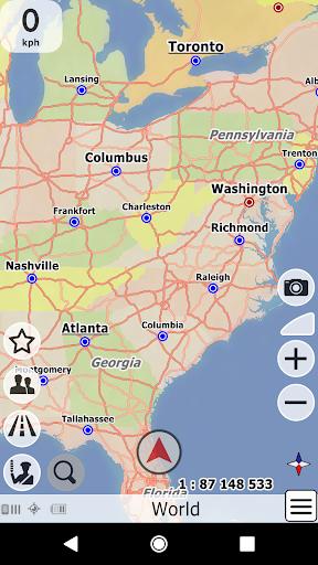 bGEO GPS Navigation 11.1.170 screenshots 4
