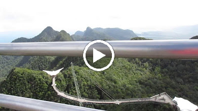 Video: Video from Sky Bridge (v windy !)