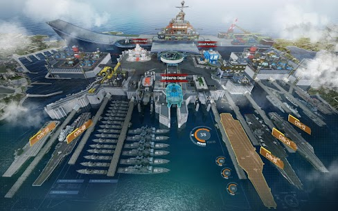Battle Warship: Naval Empire 4