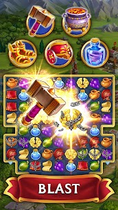 Jewels of Rome Mod Apk 1.24.2402 (Unlimited Money) 3
