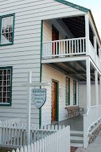 Photo: John C. Manson House circa 1825 - Restoration Grounds Photo courtesy David Sobotta