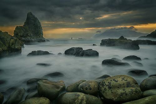 Payangan Beach by Slamet Mardiyono - Landscapes Beaches