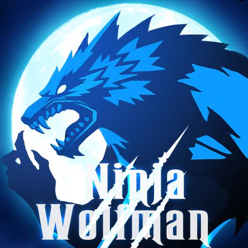 Ninja Wolfman-Best  Fighter Icon