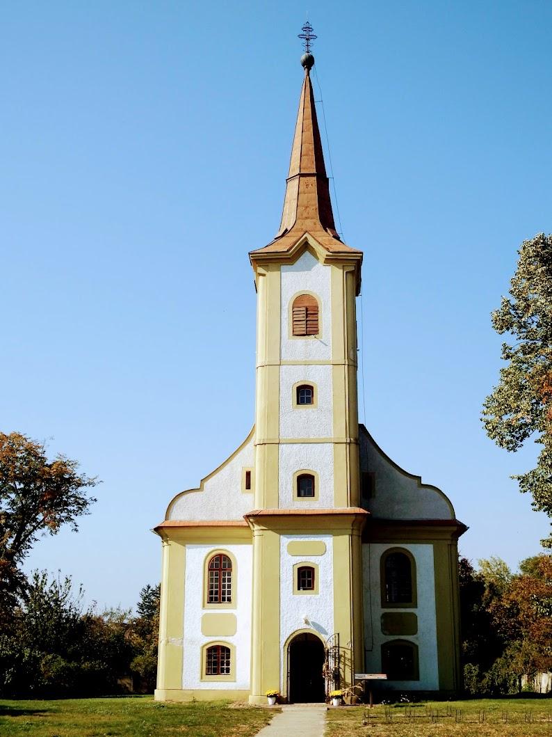 Bük - evangélikus templom