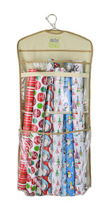 Clutter Keeper Deluxe Gift Bag Hanging Organizer