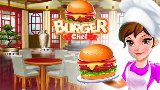 Burger Chef - Best Cooking Game screenshot 1