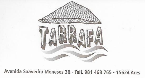 Tarrafa. Cafetería, colaborador coa A.D.R. Numancia de Ares.