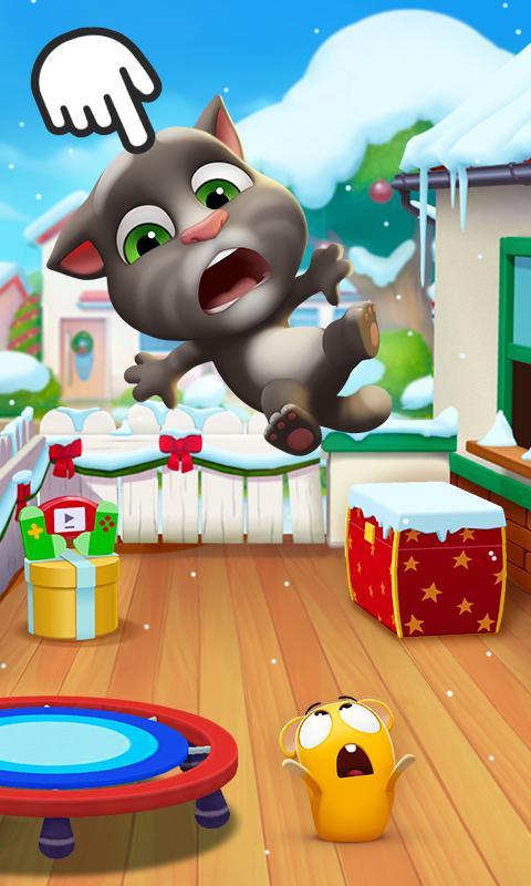 My Talking Tom 2 screenshots