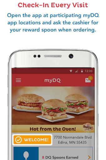 myDQ screenshot