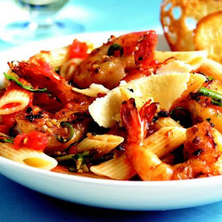 Fisherman's Catch Pasta