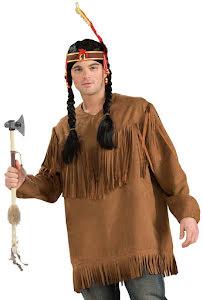 Indianskjorta, herr