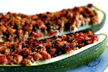 10 Best Ground Turkey Zucchini Recipes