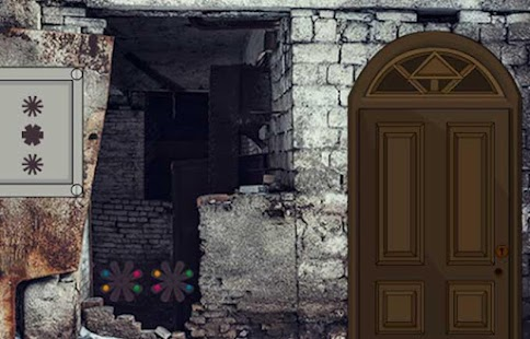 Escape Game Ruined Factory - náhled