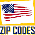 USA Zip Code icon