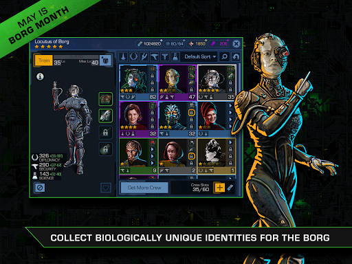 Star Trek Timelines screenshot 12