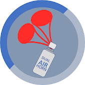 DUAL Air Horn - Infinite /Continuous Mode Android APK Download Free By Esperto Developers