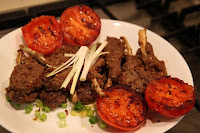 Fatless Mutton Masala Chop