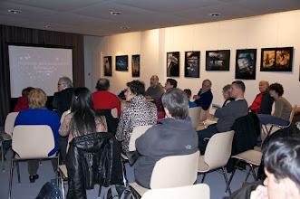 Photo: C'était à la médiathèque de Malakoff, le 14 janvier 2012, en ouverture de Zone Franche