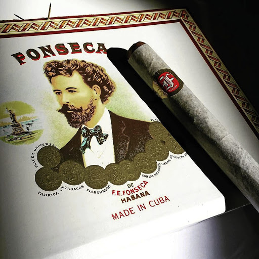 The Fonseca brand is still made in Havana, but Cuban exile Manuel Quesada has replicated the iconic hand-rolled cigars in the Dominican Republic and sells them exclusively in the US. Picture: BLOOMBERG