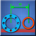Piping Spacing Calculator icon