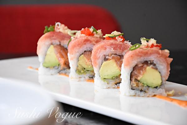 Penny's House: 【新竹竹北餐廳推薦】Sushi Vogue 壽司窩三大精選套餐介紹!新竹最具特色的美式日本料理店!