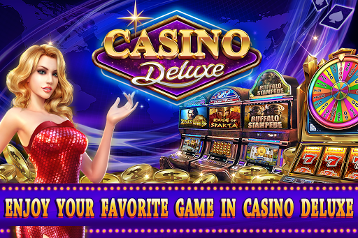 Casino Deluxe - FREE Slots & Vegas Games 1.7.11 1
