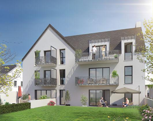 Vente appartement 3 pièces 59,6 m2