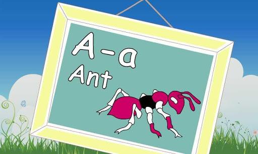 ABC Animal Coloring