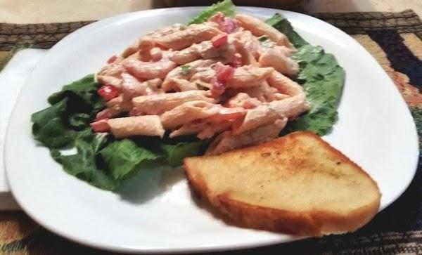 Remoulade Shrimp And Pasta Salad Recipe