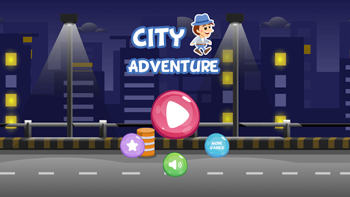 City Adventure - Running Game