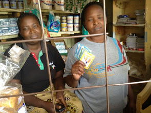 Photo: A general shop accepting Gatina-Pesa