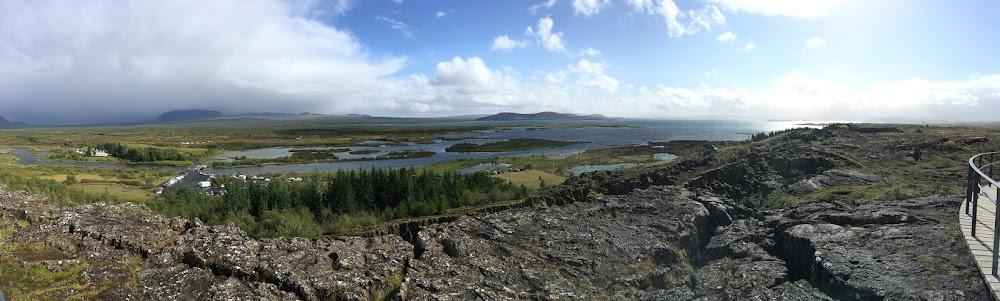 Исландия против часовой – 10 дней в мире радуг и лавы (сентябрь 2018)