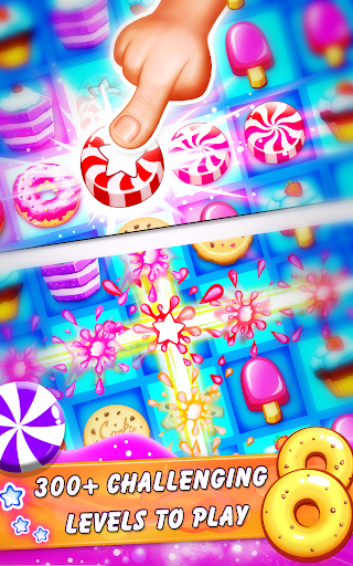 Pastry Jam - Free Matching 3 Game screenshots 9
