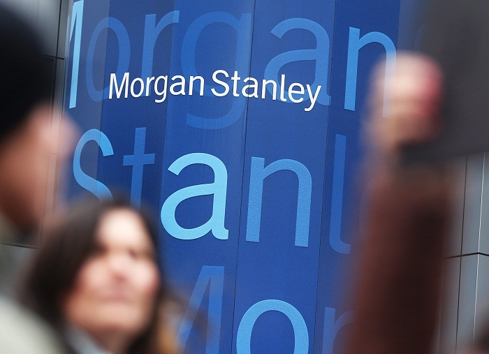 The headquarters of Morgan Stanley.  Picture: REUTERS