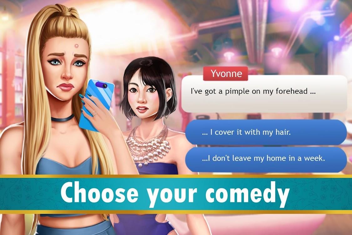 spel Dating makeover