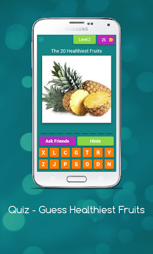 Quiz - Guess Healthiest Fruits  screenshots 3