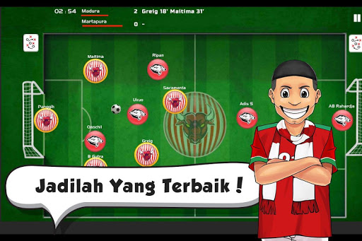 Liga Indonesia 2018 u26bdufe0f Piala Indonesia 1.8.5 screenshots 8