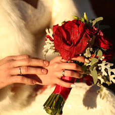 Wedding photographer Angelina Romanova (Zero). Photo of 31.10.2015