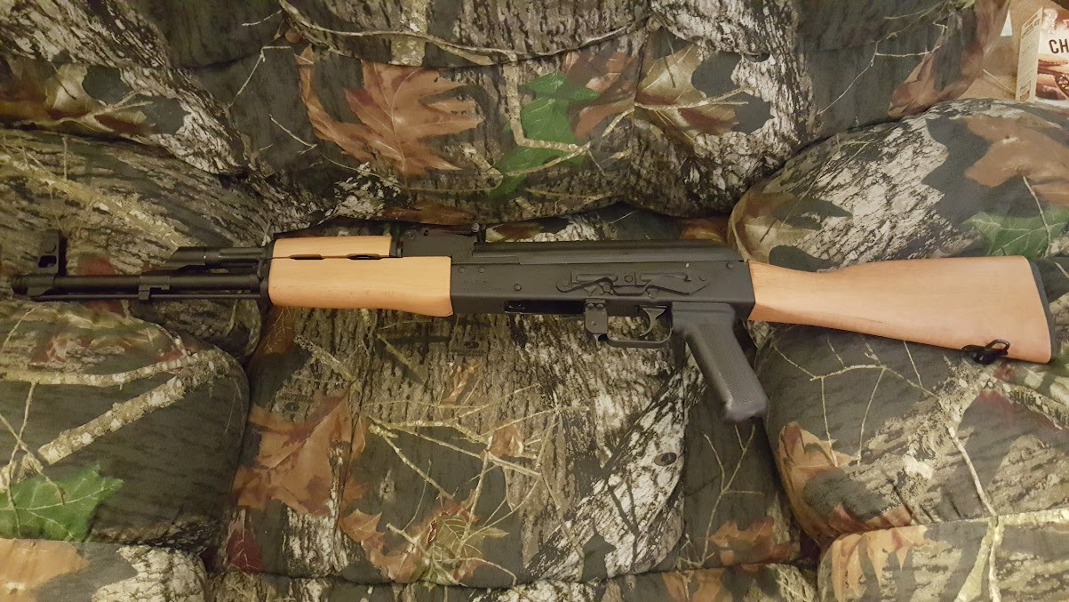 CIA WASR 10 All Stock