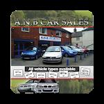 ANB Car Sales Icon