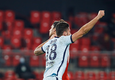 La belle statistique d'Olivier Giroud sur la scène européenne