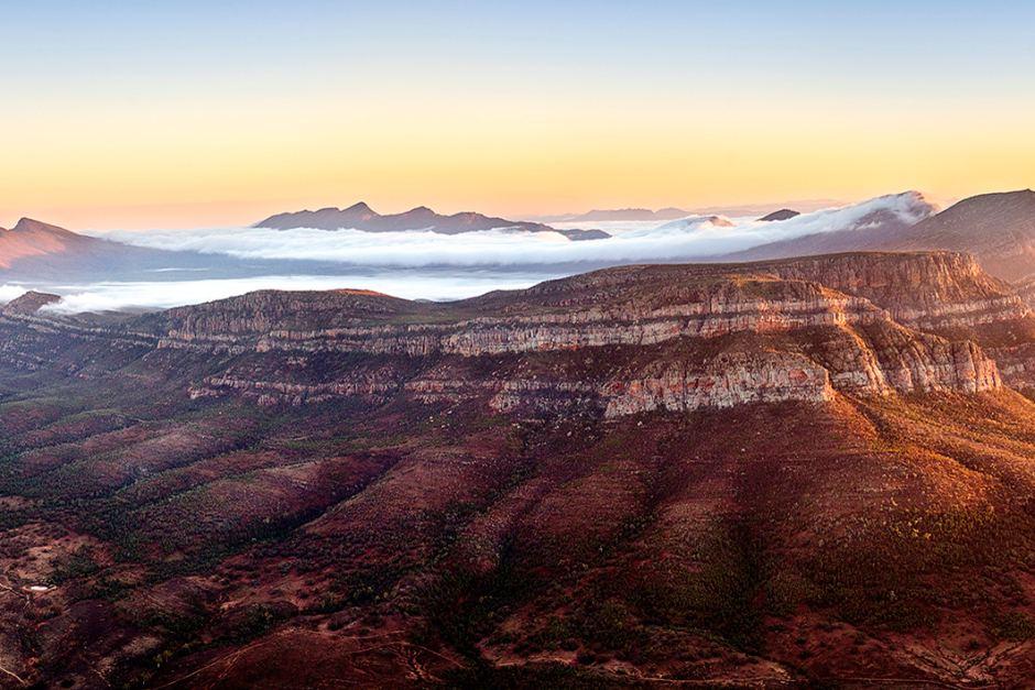 For the outdoorsy type: Flinders Ranges