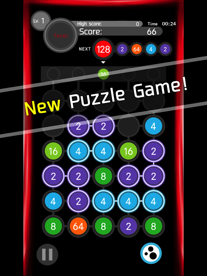 [FinePuzzle]Number Drop- screenshot