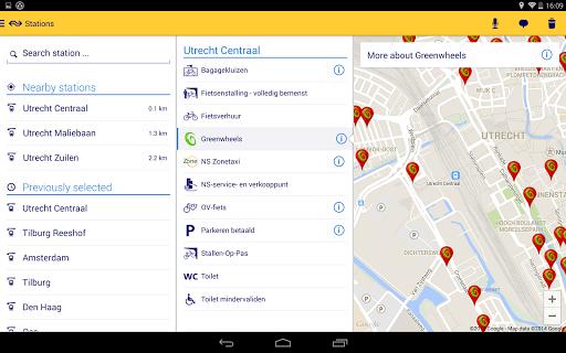 Reisplanner Xtra screenshot 10