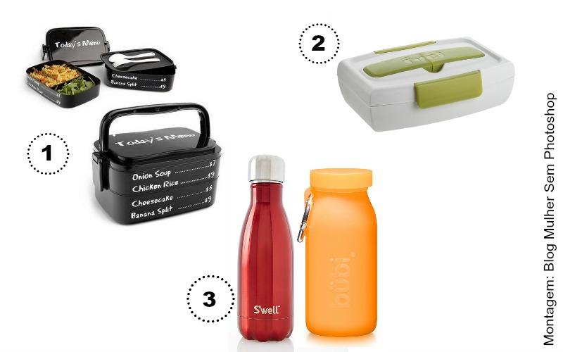 7 dicas para levar sua comida para o trabalho