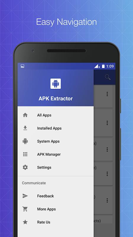APK Extractor - Creator screenshots